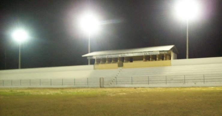 Resultado de imagem para fotos do estadio municipal augusto gomes sao paulo do potengi
