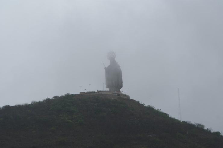 Resultado de imagem para chuva em santa cruz rn